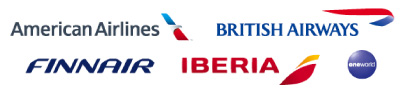 American Airlines-British Airways-Finnair-Iberia